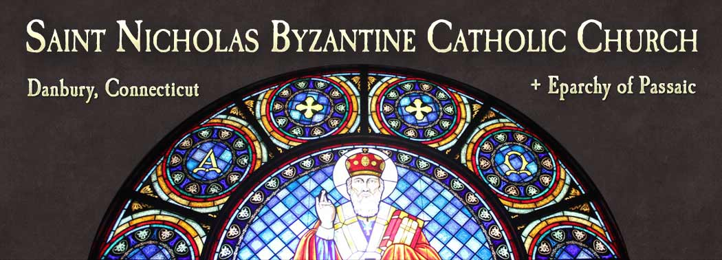 Saint Nicholas Byzantine Catholic Church - Home